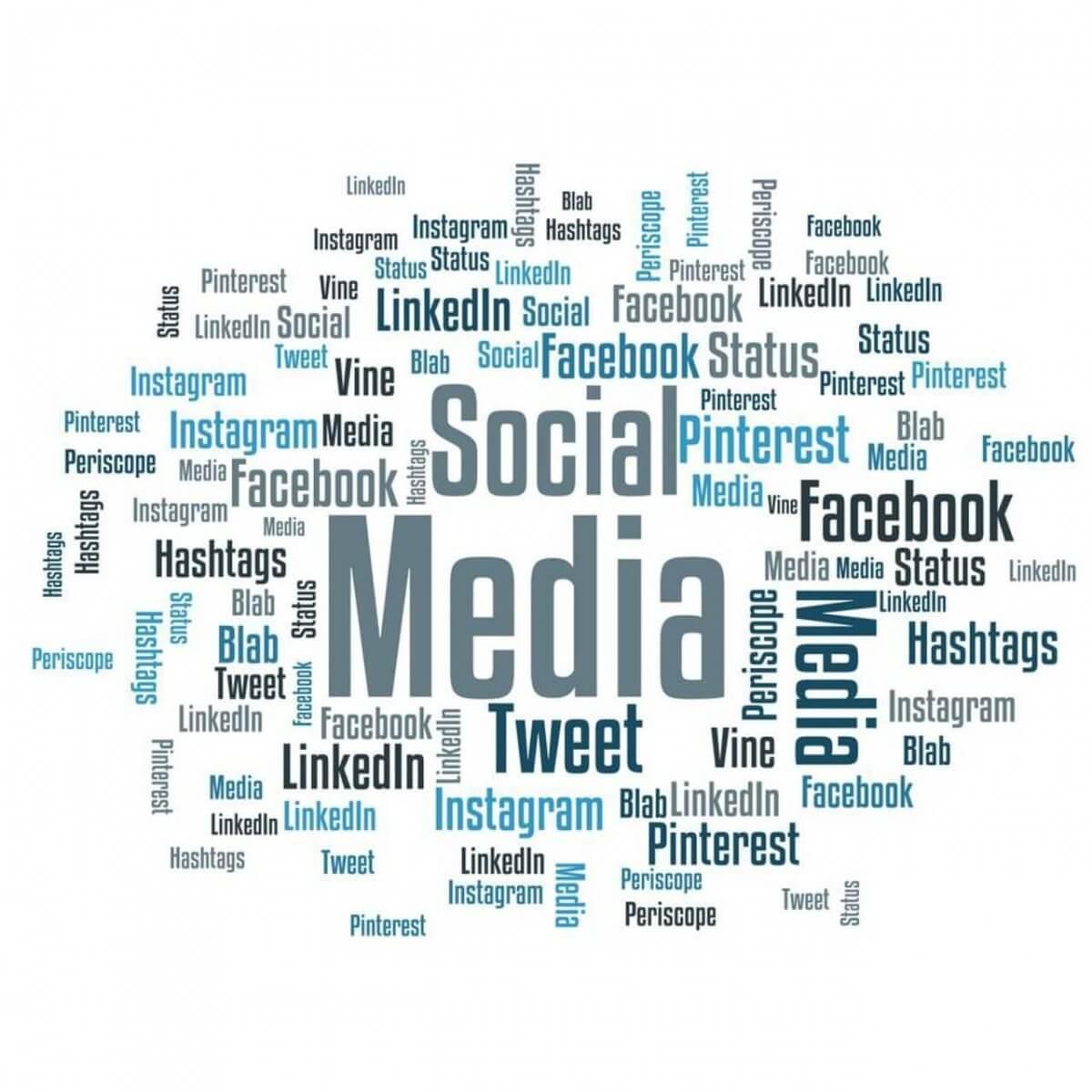 référencement réseaux sociaux