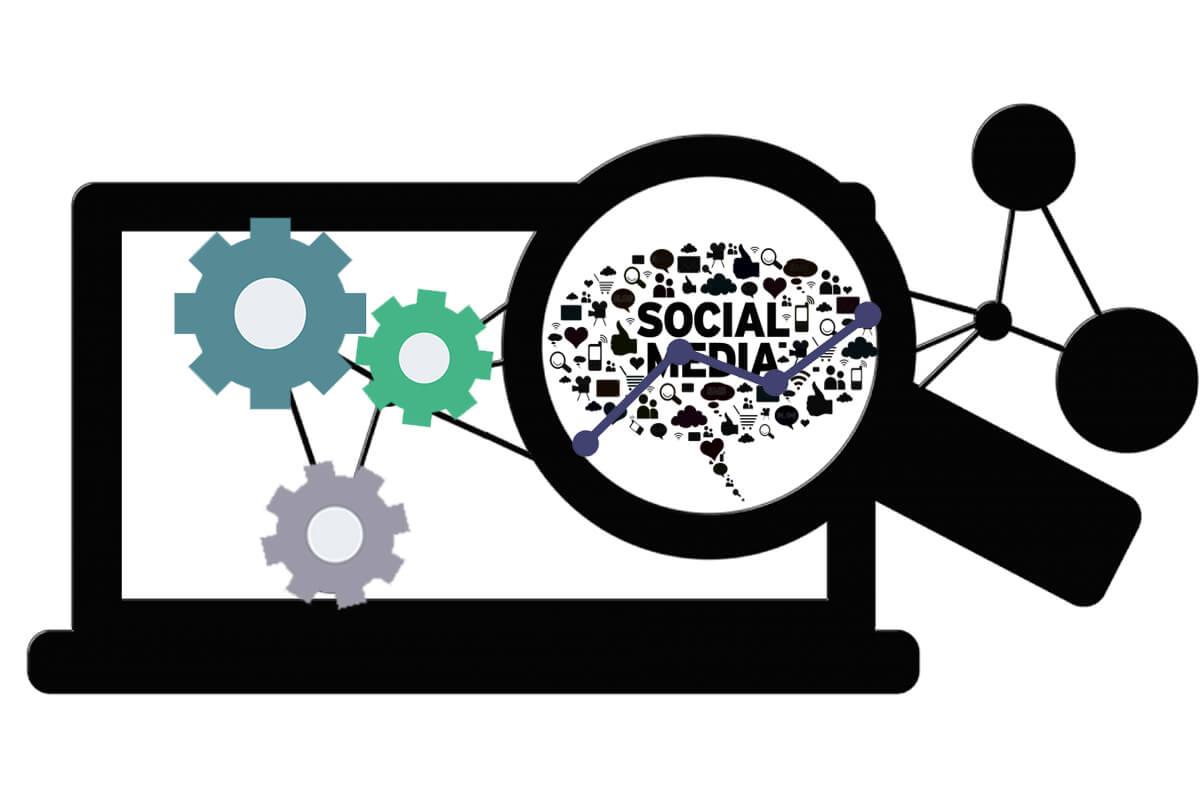 stratégie référencement réseaux sociaux