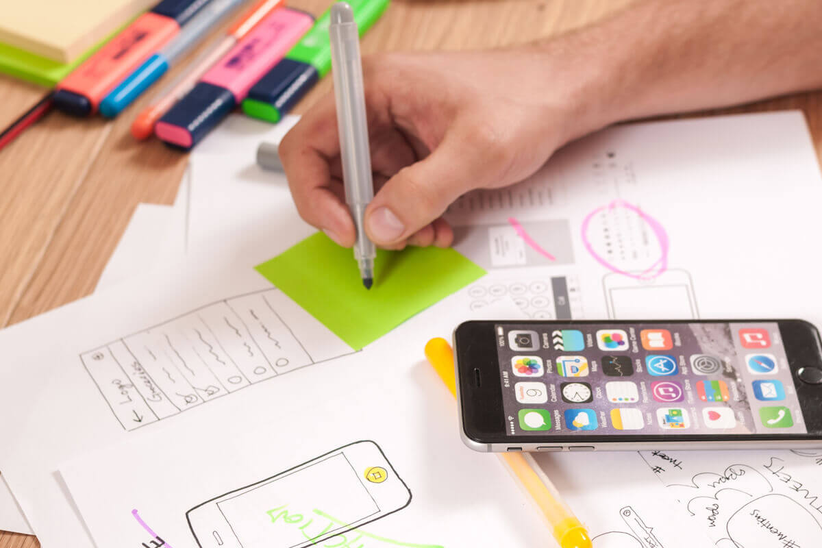 application mobile expertise