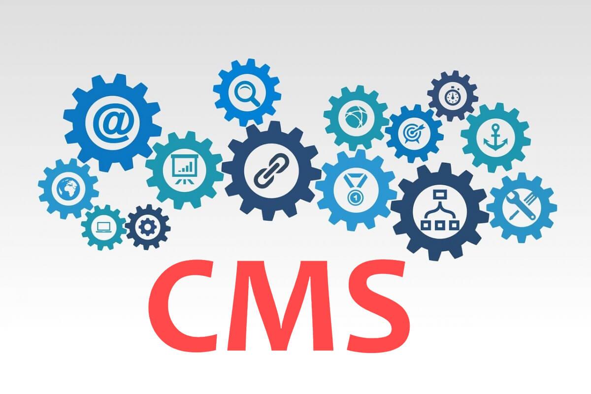 Création site web avec CMS