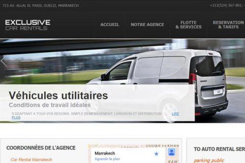 location-voitures-site-cree-agence-de-communication-a-marrakech