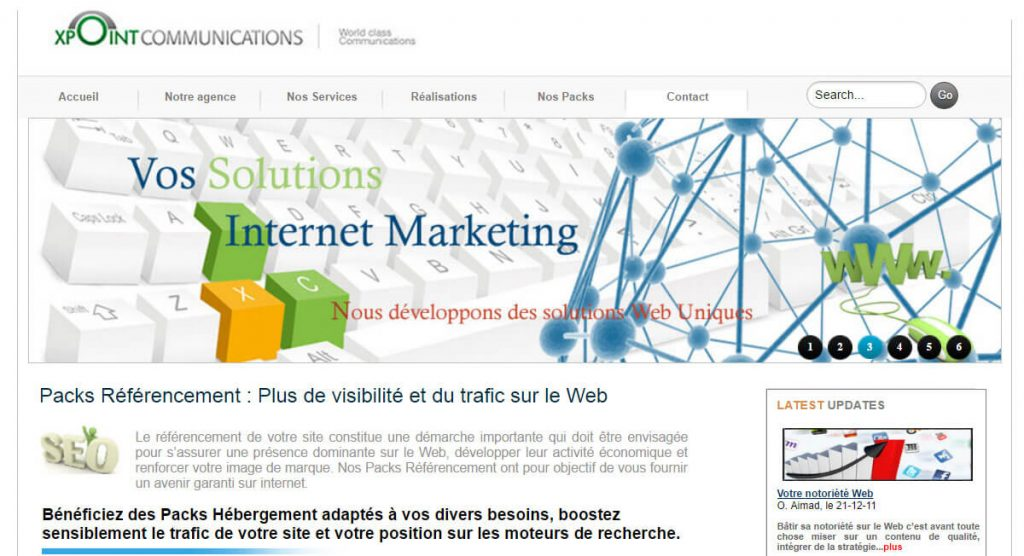 Agence Conseil – Xpoint Communication