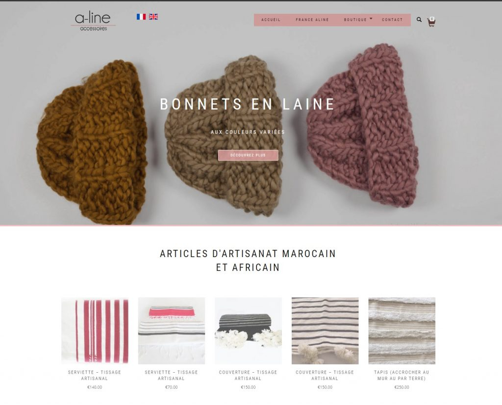 Création Mode - France Aline